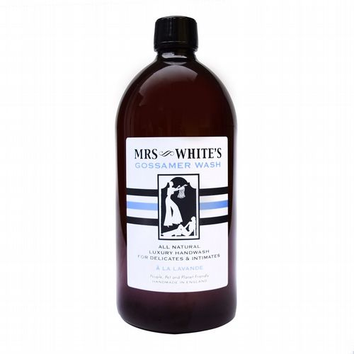 Mrs White's - Gossamer Wash (Delicate Laundry Wash) A La Lavande 1000ml